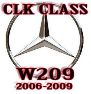 MERCEDES srs CLK CLASS W209  ,PASSENGER AIRBAG SEAT OCCUPANCY/ occupied child seat recognition SENSOR